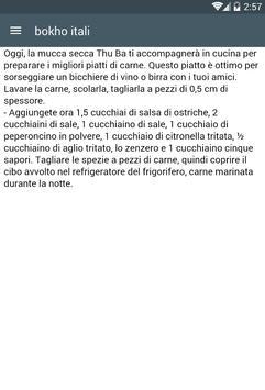Bokho Itali apk screenshot
