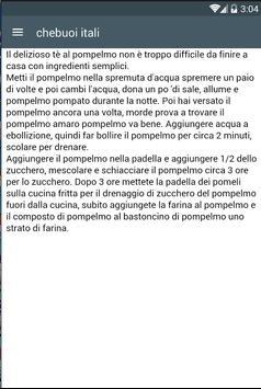 Chebuoi Itali apk screenshot