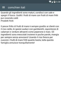Comchien Itali screenshot 1