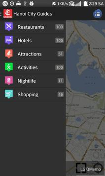 Hanoi City Guides screenshot 1