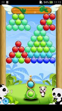 Bubble Panda Pop screenshot 1