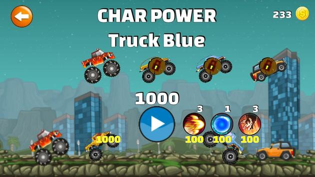 Blaze Adventure Truck apk screenshot