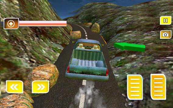 Truck Hill Transporter Fruits screenshot 6