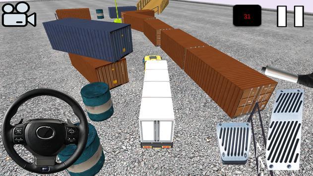 Truck Parking 3D :Simülatör apk screenshot