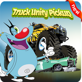 Truck Ogy R Croach icon