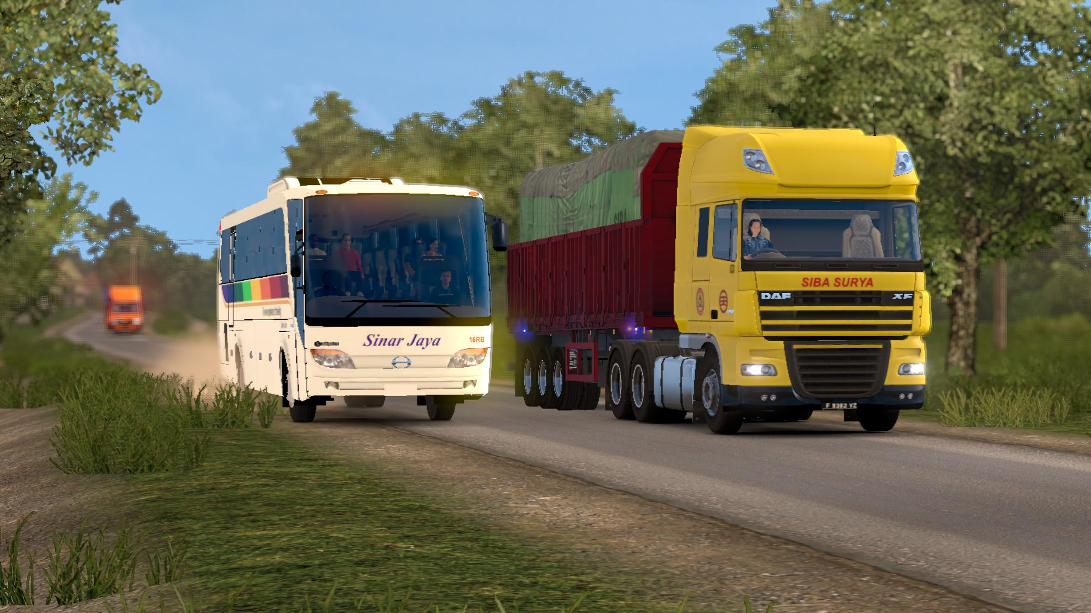 Truck Simulator Indonesia for Android - APK Download