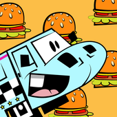 Truck Cadillac Burger The Game icon