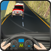 Truck drivers Cargo Speed 3D icon