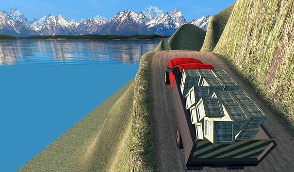 Truck drivers Cargo Speed 3D apk screenshot