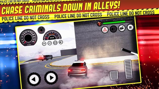 Police Car Crime Pursuit X2 3D apk screenshot