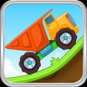 Truck Construction Hill Climb icon