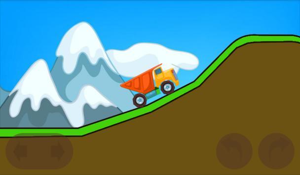 Truck Construction Hill Climb screenshot 11