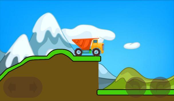 Truck Construction Hill Climb screenshot 13