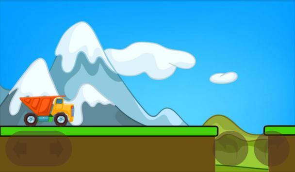 Truck Construction Hill Climb screenshot 2