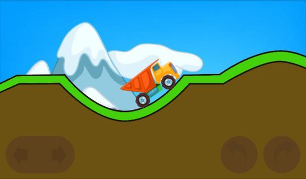 Truck Construction Hill Climb screenshot 6