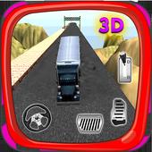 Hill Climb Racing Truck 3D icon
