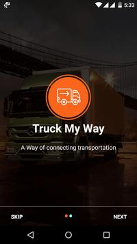 TruckMyWay poster