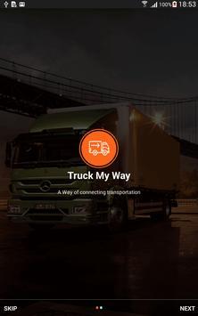 TruckMyWay screenshot 8