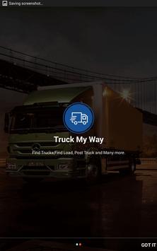 TruckMyWay screenshot 9