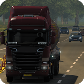 Truck Simulator Real Traffic icon