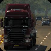 Truck Simulator Real Traffic icon
