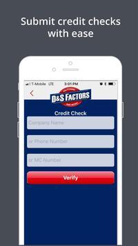 D&S Factors poster