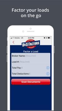 D&S Factors screenshot 2