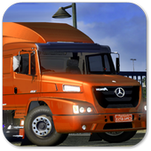 Truck Traffic City Racer Game icon