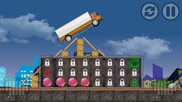 Truck Driver Transpoter Jump apk screenshot