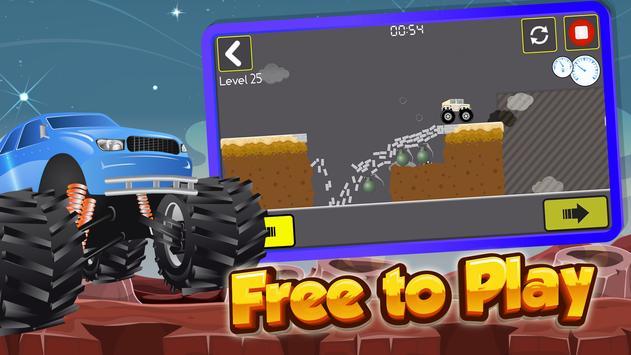 Truck Trials Driving Challenge apk screenshot