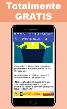 Secretos para Adelgazar screenshot 1