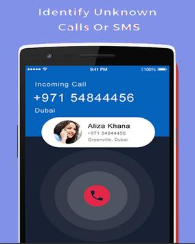 True ID Caller Name & Location poster