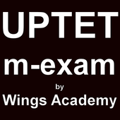 3rd UPTET mexam Wings Academy icon