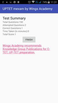 3rd UPTET mexam Wings Academy screenshot 3