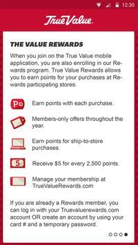 True Value Customer App apk screenshot