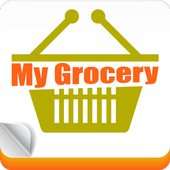My Grocery (Advance Shopping) icon