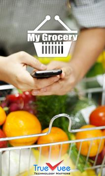 My Grocery (Advance Shopping) poster