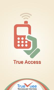 Droid remote access:TrueAccess poster