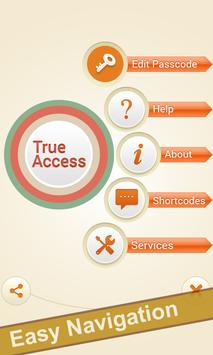 Droid remote access:TrueAccess apk screenshot
