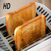 Hot Toast HD live icon