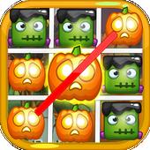 Halloween Tic Tac Toe Free icon