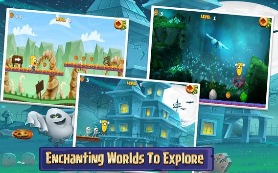 Super Adventurer Minion World apk screenshot