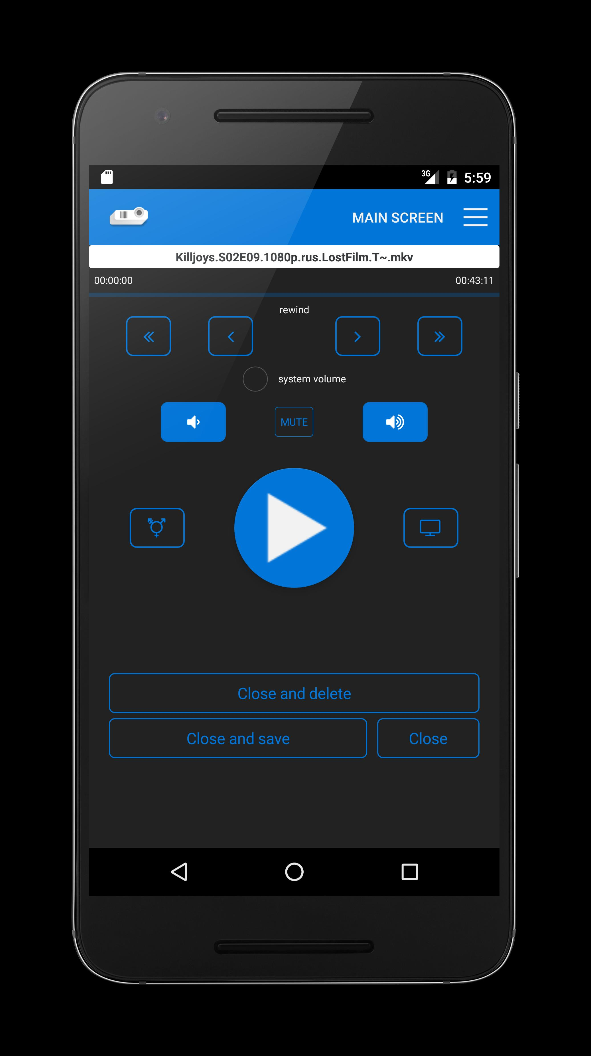 Home Theater Remote for Android - APK Download