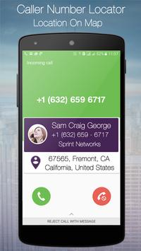 True Mobile Number Tracker poster