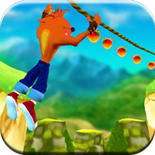 Temple Bandicoot: Crash Run icon