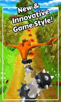 Temple Bandicoot: Crash Run screenshot 1