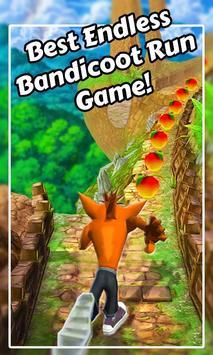 Temple Bandicoot: Crash Run screenshot 2