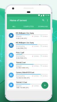 Tornado Torrent App - Fast Torrent Downloader poster