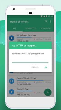 Tornado Torrent App - Fast Torrent Downloader screenshot 2