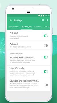 Tornado Torrent App - Fast Torrent Downloader screenshot 3